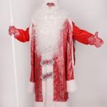 Костюм №1, новая шикарная борода у всех Дедов Морозов