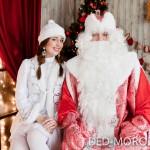 Настенька и Дед Мороз костюм №1